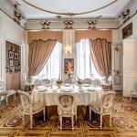 Gold VIP Room - salonik złoty