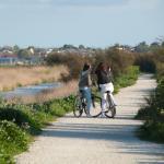 Balade à vélo dans le marais, Fouras les Bains, Rochefort Ocean