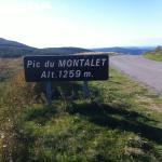 Pic du Montalet