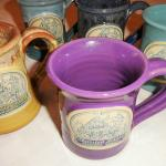Our breautiful mugs from Deneen Pottery