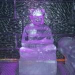 sculptures en glace