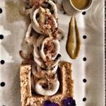 Poelée de calamars à notre facon