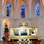 Châsse de Ste Bernadette