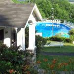 View near pool