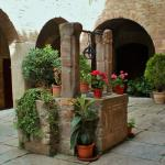 Patio del Castillo