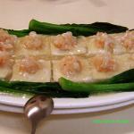 Tofu stuff Prawn