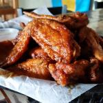 The Wings truly are AWESOME! Try the Sweet Rhum Sauce!