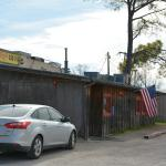 Actaul entrance for Clark's