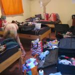 Blurry Photo - Interior of Six Bed Dorm