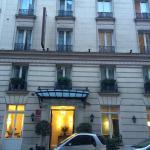 Outside of Hotel