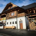 Restaurant, hotel oravsky zrub