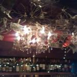 Money Tree Chandelier