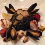 bluefin Paella