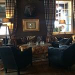 The cosy lobby