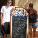 Tigers Spring Training 2014