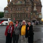 Church on Spilled Blood - St. Petersburg, Russia