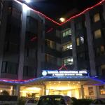Ashraya International Hotel resmi