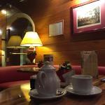 Bar dell' albergo