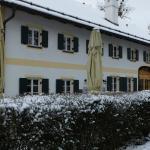 """Das """"Chalet"""" im Winter"""