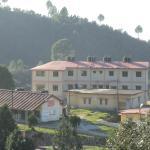 GMVN tourist lodge, Khirsu