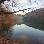 Biogradsko jezero in December 2014
