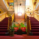 Our grand staircase