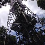 Torre de 42 metros do museu musa