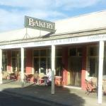 Heiner's Bakery in Mytleford Vic.