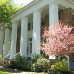Springtime at the Cromwell Manor Inn