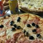 Pizza ottima. Davvero squisita