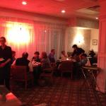 Phillips European - main dining room