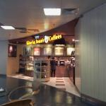 Gloria Jean's Coffee at the Ferry Terminal
