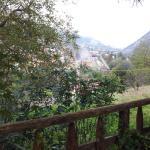 Staz. ferroviaria Marradi-Palazzuolo sul Senio da La Colombaia