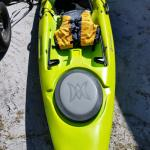 Brand new kayaks and paddler specific vest