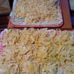 Trionfo di pasta fresca fatta in casa!