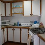 kitchen in one bedroom apartment