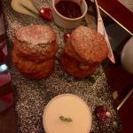 Freshly baked scones! so delicious!