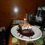 Chocolate Mouse Cake--Happy Birthday TJ