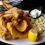 Luncheon Seafood Platter