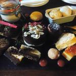 Amazing sharing dessert!