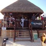 The Best beach Club in Puerto Morelos