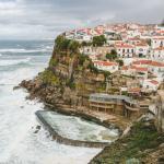 Along the Portuguese coast