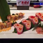 Koi sushi & grill