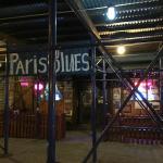Paris Blues Jazz Bar in Harlem