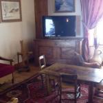 Petit salon télé
