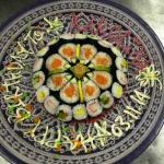 Sumo Sushi Cake