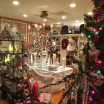 """Gift Shop at """"The Things I Love"""" during Christmas"""
