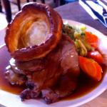 Roast Lamb Sunday lunch