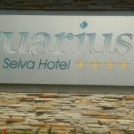 Foto de Aquarius Selva Hotel