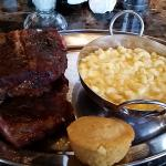 St Louis rib, Baby back ribs and Mac & Cheese, Sunday Feb 1 2015